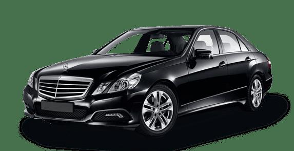 Business class sedan